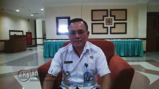Kepala BNN Kota Batam, AKBP Darsono.