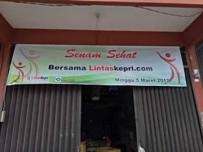 Senam Sehat LintasKepri.com