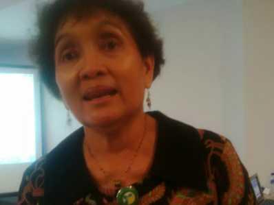 Direktur Pelayanan Kesehatan Tradisional Kementerian Kesehatan RI Meinarwati.
