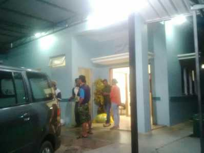 Ruang Jenazah Rumah Sakit Raja Ahmad Thabib (RSUP) Kepri di Kilometer 8 Kota Tanjungpinang.