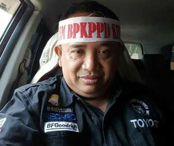 Ketua LSM BPKPPD Kepri, Edy Susilo.