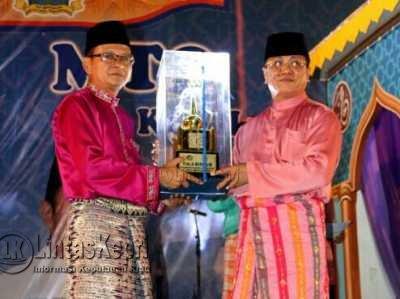 Bintan Utara Kembali Juara Umum MTQ Ke VII Kabupaten Bintan