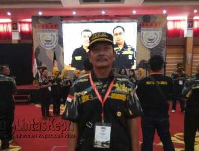 Ketua Dewan Pimpinan Daerah, Ormas Pembela Kesatuan Tanah Air Indonesia Bersatu (DPD Pekat IB) Kabupaten Kepulauan Anambas, Nurdin