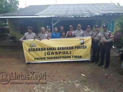 Polsek Tanjungpinang Timur Gelar Gaspoltim.