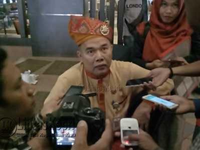 Kepala Dinas Tenaga Kerja Koperasi dan Usaha Mikro Kota Tanjungpinang, Marzul Hendri.