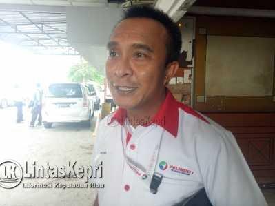 GM Pelindo I cabang Tanjungpinang, I Wayan Wirawan.