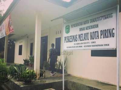 Puskesmas Melayu Kota Piring Tanjungpinang.