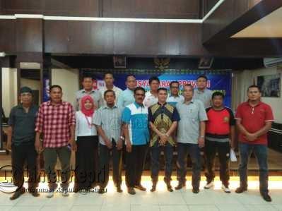 PRSI Kepri Resmi Dipimpin Iwan Kusmawan.