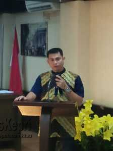 Ketua PRSI Kepri terpilih, Iwan Kusmawan.
