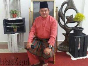 Ketua Ikatan Keluarga Kepulauan Jemaja (IKAJA) Saparilis.