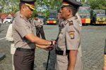 Lima Perwira Polres Tanjungpinang Sertijab