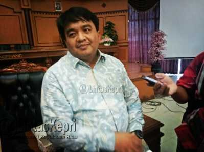 Wakil Ketua I DPRD Tanjungpinang, Ade Angga.