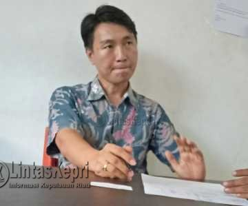 Manager Surya Sukses Bersama (SSB), Afung.