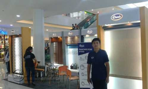 Pameran Tunggal Best Interia Decoration di Mall Tanjungpinang City Center Selama Ramadhan.