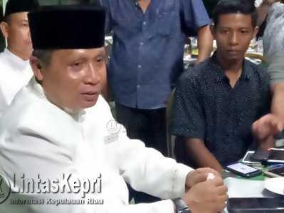 Danrem 033/WP Kepulauan Riau, Brigjend TNI Fachri.