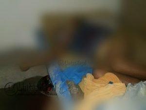 Inilah Korban tewas yang ditemukan di Kilometer 7 Kota Tanjungpinang, Jumat (30/6).