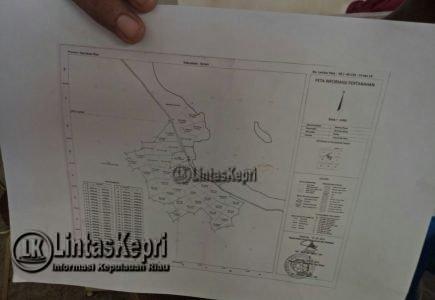 PT GWS Diduga Serobot Tanah Milik Dahnoer Yoesoef di Bintan