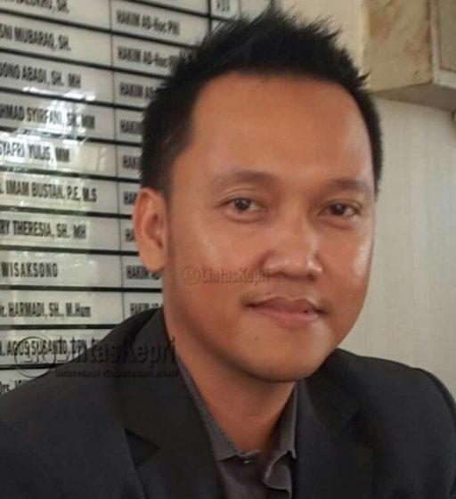 Rio Irwan Saputra, SH.,MH (Advokat Tanjungpinang).