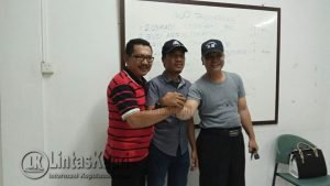 Ketua Ikatan Wartawan Online (IWO) Tanjungpinang, Iskandarsyah