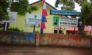 SD Negeri 001 Nongsa, Batam.