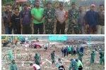 Kodim 0318/Natuna dan Dinas Pertanian Kembali Cetak Sawah di Kelarik
