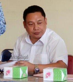 Wakil Ketua ll DPRD Natuna, Daeng Amhar.