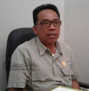 Anggota DPRD Natuna, Jarmin Sidik.