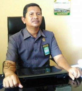 Wakil Ketua Kantor Pengadilan Agama Natuna, Baginda.