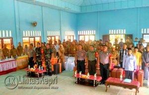 Para peserta Musrenbang dan Tamu undangan yang hadir.