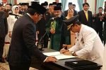 Penjabat Walikota Tanjungpinang Diminta Tuntaskan Pekerjaan yang Belum Selesai