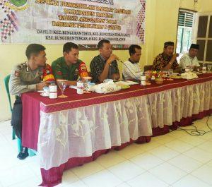 Reses I Ketua DPRD Natuna dan Ketua Komisi III ke Kecamatan Bunguran Timur Laut.