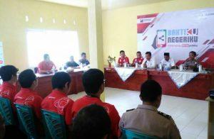 Pembukaan Program Baktiku Negeriku oleh Telkomsel di Desa Sepempang, Natuna.