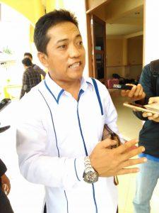 Ketua Komisi II DPRD Natuna, Yohanis.