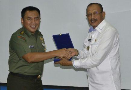 Tingkatkan Kesejahteraan dan Perkuat Pertahanan NKRI, Wantanas Sambangi Natuna