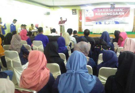 Sukseskan Impian Indonesia 2015-2085, JJI Gelar Sarasehan Kebangsaan Natuna