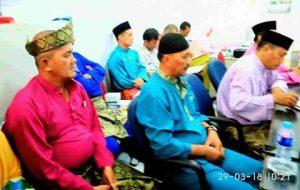 Suasana rapat diruang Komisi III DPRD Natuna.