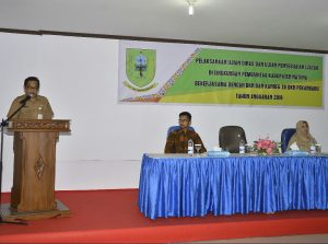 Pelaksanaan Ujian Dinas Penyesuaian Ijazah dilingkungan Pemerintah Kabupaten Natuna