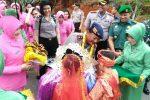 Kapolda Kepri : TNI-Polri Sama-sama Bertugas Mengayomi Masyarakat
