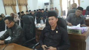 Beberapa Anggota DPRD yang hadir.