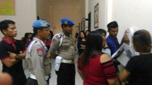 Operasi Cipta Kondisi Jelang Ramadhan 1439 Hijriyah, di Kabupaten Natuna.