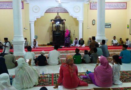 Wabup Natuna Sanjung Desa Sepempang Saat Safari Ramadhan, Ini Katanya