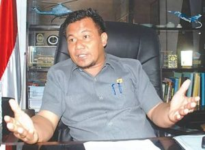 Wakil Ketua I DPRD Natuna, Hadi Chandra.