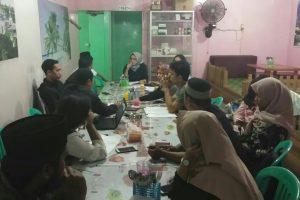 Rapat persiapan Reuni Akbar SMAN 1 Bunguran Timur, Natuna.