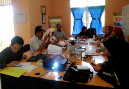 P2TP2A Natuna Kembali Terima Audit Surveillance ISO 9001:2015