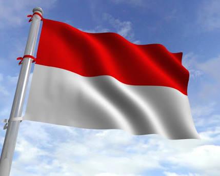Bendera Merah Putih. Foto: ist