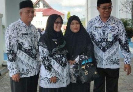 Wabup Ngesti Pimpin Upacara HGN ke 73 di Natuna