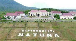 Kantor Bupati Natuna.