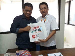 Kadisparbud Natuna usai menandatangani MoU dengan PT Pelni.