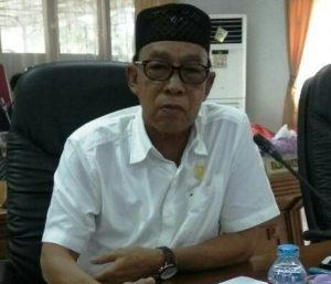 Ketua Pansus Pembangunan PLBN Serasan, H. Pang Ali.