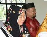 Hadi Candra disambut oleh masyarakat Pulau Laut.